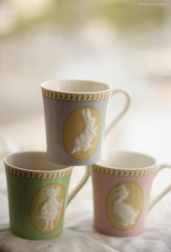 4071 : Tea for Three :)