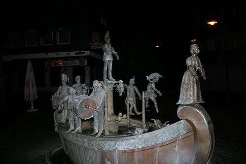 Narrenschiffbrunnen