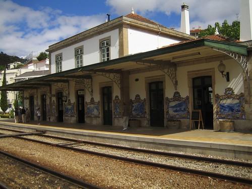 estación de Pinhão