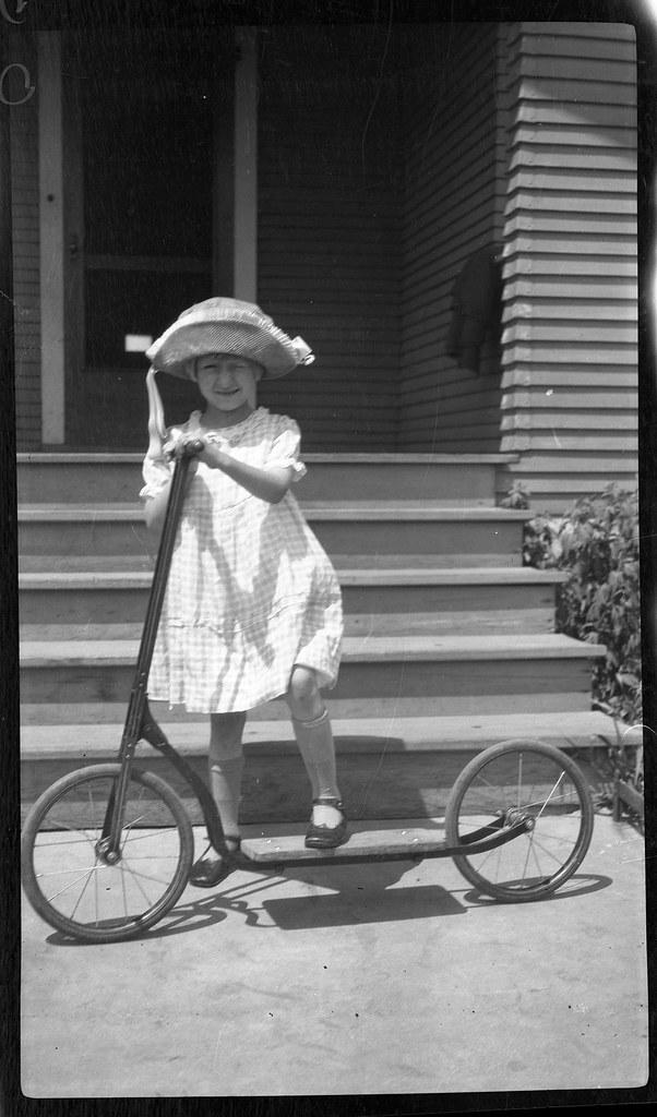 1920s Frances Irene Spencer