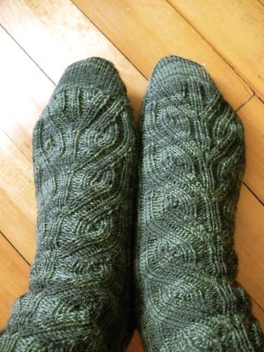 Project 174/365 - Vinland Socks