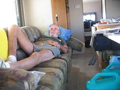 20080825 Burning Man 2008 (106) - Gardner In The RV (MadeIn1953) Tags: nevada burningman blackrockcity brc bm rv 2008 gardner 20080825 200808 burningman2008 bm2008 americandreamtheme blackrockcity2008 brc2008