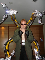 Doc Ock! (A_Riddle) Tags: atlanta cosplay spiderman superheroes marvel doc 2008 dragoncon riddle ock costumers lafiel dragoncon2008