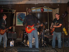 Dereck Higgins Band at Mia's (dereck von) Tags: music bands omaha