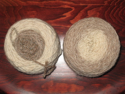 Mystery Green Mountain Spinnery Yarn