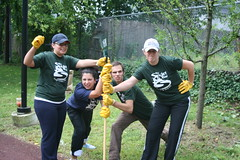 LCW Crew at 08 Cleanup