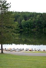 Lake Akiba - Pocono Valley Resort - Pennsylvania