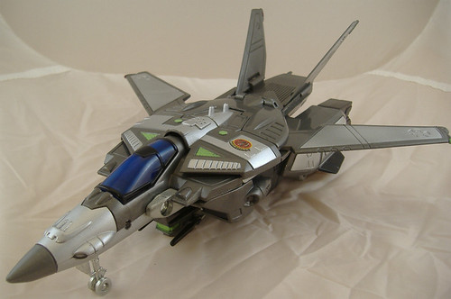 Galaxy Defenders Variable Cyberbot - Fighter
