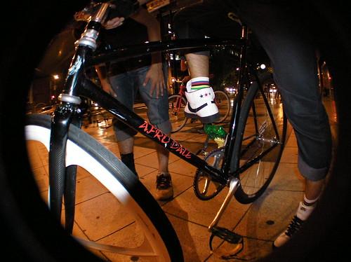 ファニーなバイク