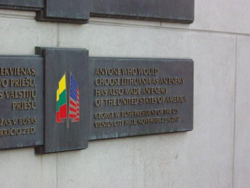 America and Lithuania