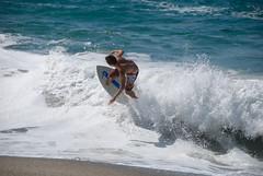 DSC_0726 (patronsaintjofro) Tags: beach skimboarding skim skimboard