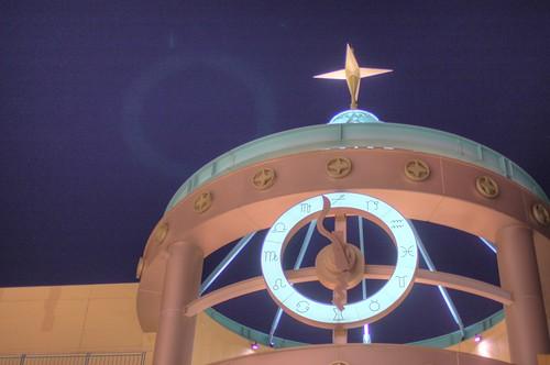 ステラタウンの時計台