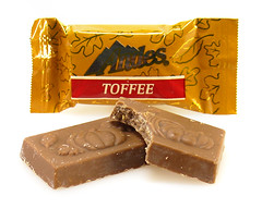 Andes Fall Harvest Toffee
