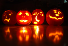 Happy Halloween Season Flickr! (LostMyHeadache: Absolutely Free *) Tags: family autumn light shadow red orange white holiday canada black silly color colour reflection calgary fall love halloween colors face vegetables yellow night dark festive pumpkin jack fun fire evening high scary highresolution nikon october candle colours shadows faces bright o jackolantern crafts flames pumpkins arts canadian hobby carving spooky celebration burning flame burn alberta lanterns resolution lantern annual hobbies tradition activity dslr fires 2008 jackolanterns activities familytradition davidsmith d80 nikond80 halloween2008 lostmyheadache ittakesalotofgroupstogetalousy72views nearlyhdr
