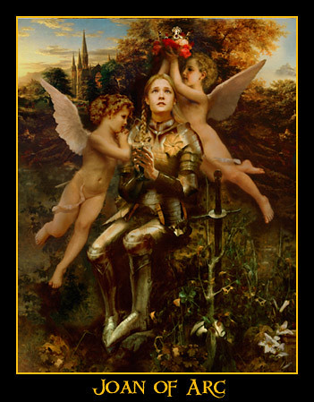 Joan of Arc, by Howard David Johnson
