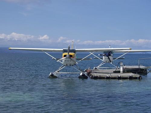 Seaplane Taupo