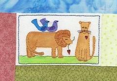 Lynette Anderson Noah's Ark Lions