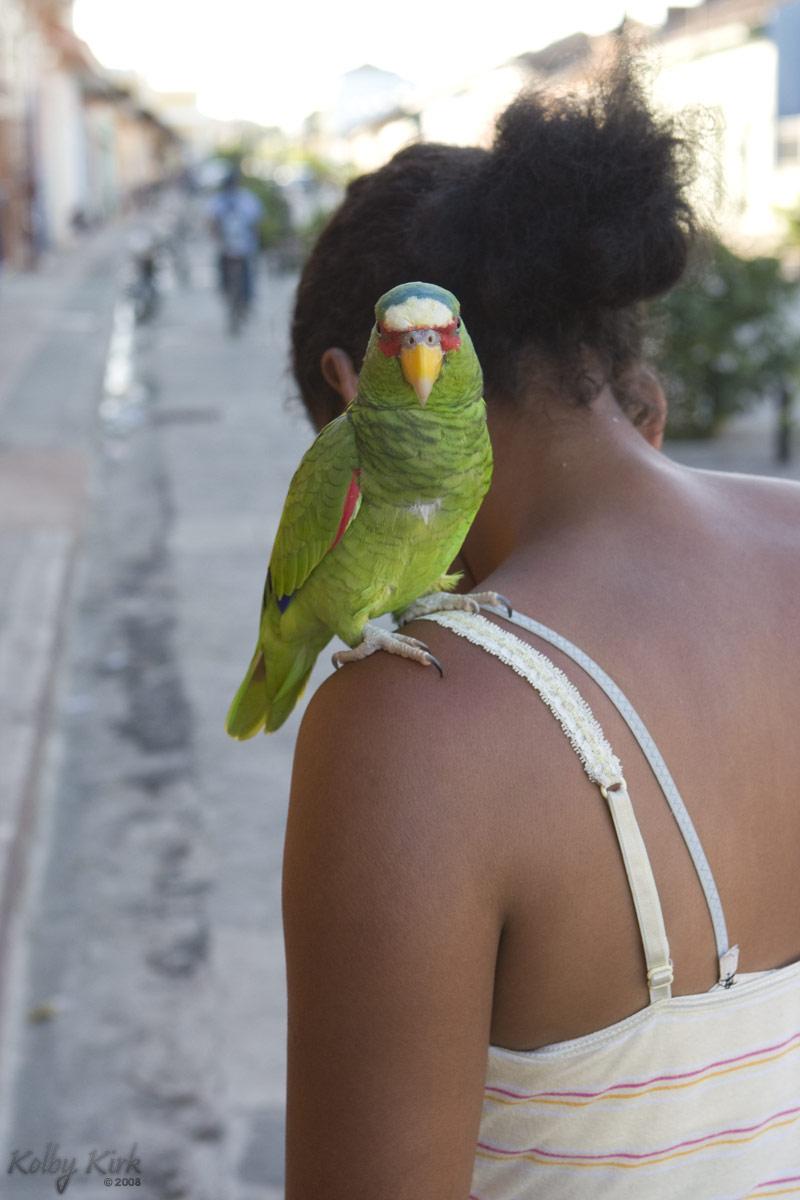 Portrait II - Granada, Nicaragua