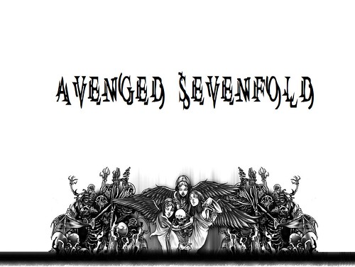 avenged sevenfold logo. Avenged Sevenfold