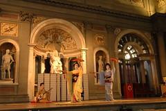 Spettacolo di danza della geiko Fumimari e la maiko Toshihana