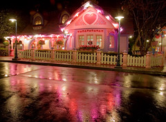 Minnie's House, All Decked Out for Christmas (Tom.Bricker) Tags: santa christmas nikon holidays december florida disney christmaslights disneyworld christmasdecorations mickeymouse santaclaus minniemouse wdw waltdisneyworld themepark magickingdom toontown waltdisney orlandoflorida cinderellacastle minniemouseshouse minniehouse disneychristmas december2008 minniechristmas disneyholidays waltdisneyworldchristmas disneyphotos disneyworldchristmas winter2008 christmas2008 castledreamlights holidays2008 wdwfigment tombricker wdwchristmas iciclecastle cinderellacastleicicledreamlights disneywinter