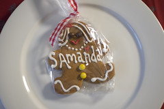 Amanda Gingerbread Girl