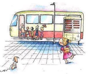 在大公司的職場生涯,像乘坐一台公車。