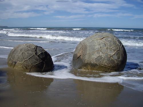 Moereki Boulders