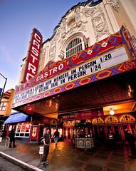 Famous Castro Theatre