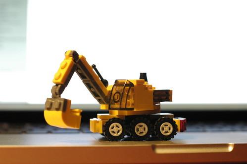 Legobagger