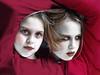 les cousines (vinciane.c) Tags: tenderness childphotomontagedaydreamredphotoshop