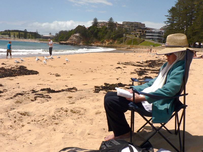 Umi @ Terrigal Beach