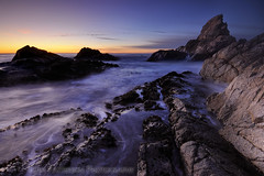 Garrapata Shore - Big Sur, California (Jim Patterson Photography) Tags: ocean california statepark sunset seascape landscape coast waves pacific bigsur rocky craggy coastal shore garrapata rugged longexpsoure carmelhighlands landscapephotography nikkor1224mm oceanscape anawesomeshot nikond300 worldsbestnikonshots beneathblueseas beneathblueseascom jimpattersonphotography jimpattersonphotographycom seatosummitworkshops seatosummitworkshopscom