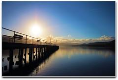 A natural high. (Wizard Snaps) Tags: uk winter sunset panorama sexy water beautiful digital canon wonderful eos lakes lakedistrict creative breathtaking smrgsbord smorgasbord sigma1020 400d canoneos400d flickrlovers breathtakinggoldaward