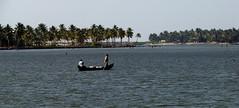 Alleppey Backwaters (royvandu) Tags: kerala backwaters alleppey