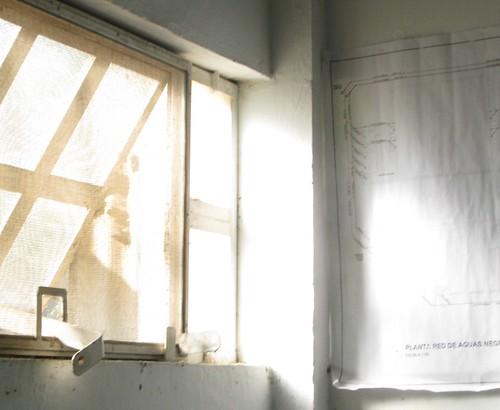 Hot Sun, Paper Windowshades