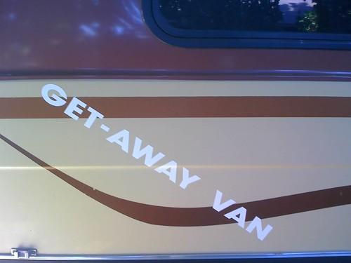 Get Away Van
