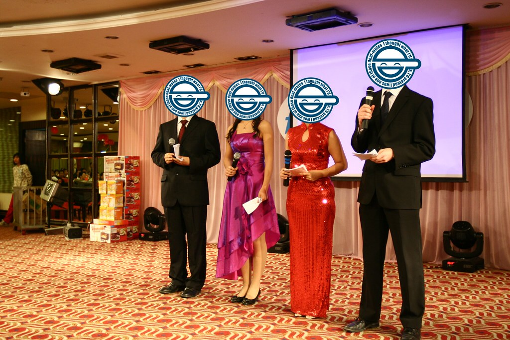 Annual Dinner Hosts