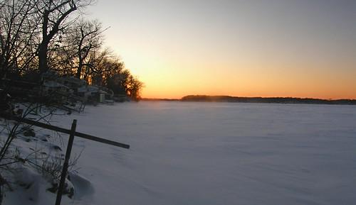 A Frozen Minnetonka