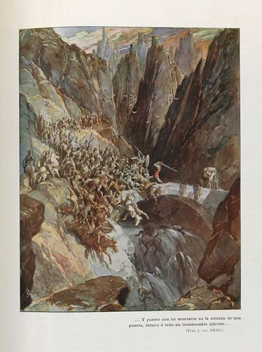 030-El ingenioso hidalgo Don Quijote de la Mancha 1905 - acuarelas de Salvador Tusell