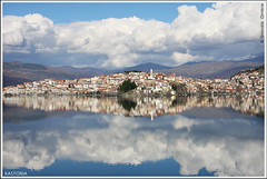 Kastoria (D. Smixiotis) Tags: travel beautiful wonderful greek view unique gorgeous magic great hellas best greece macedonia excellent lovely marvelous magnificent thebest splendid terrific wooz kastoria makedonia  thebestof macadonia canon40d goldstaraward      canon1785456is smixiotisdimitris smixiotis