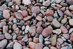 Pebbles (@Doug88888) Tags: pictures camera uk red england beach stone digital canon eos image stones united picture kingdom pebbles images pebble devon buy purchase sidmouth dsr 400d doug88888