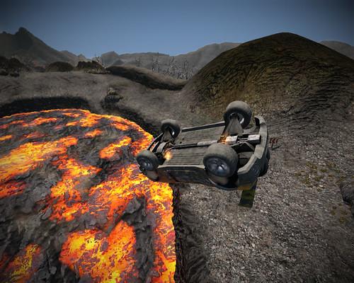 Motorstorm: Pacific Rift (Madman's Barrel Roll)