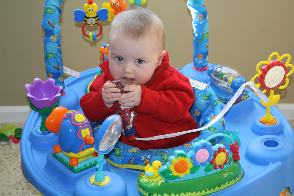 Best Baby Toys For 8 Months Old : The worlds best photos of exersaucer and old flickr hive mind