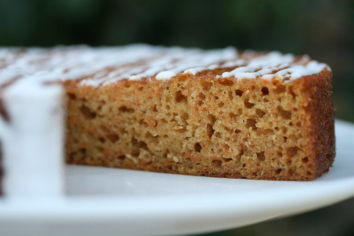 Spiced Carrot Cake