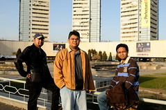 rock band in uzbek? (rizalgeo) Tags: boys rock band chef dulu partime