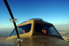 B-17 Pilots (Rich Snyder--Jetarazzi Photography) Tags: saved plane airplane flying inflight fort aircraft wwii cockpit b17 restored boeing preserved bomber flyingfortress aviators flightdeck pilots worldwartwo airmen collingsfoundation b17g nineonine heavybomber