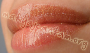 mac style warrior gold rebel sunsational swatch kozmetik makyaj blogu