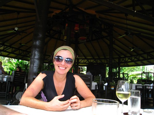 Tash at the Shantaa, Koh Kood