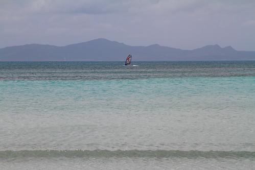 at Kin Bay